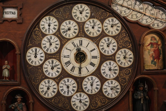 A Time Traveler's Adventure at the German Clock Museum