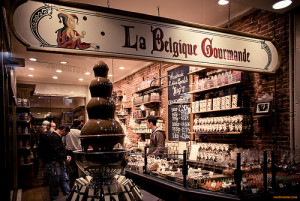 Belgium's Chocolate Factory