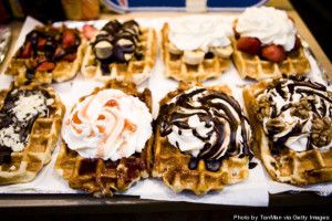 Belgian Waffles from Brussels