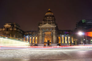 The Couthouse of Brussels