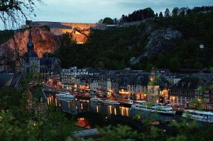 The citadelle of Dinant
